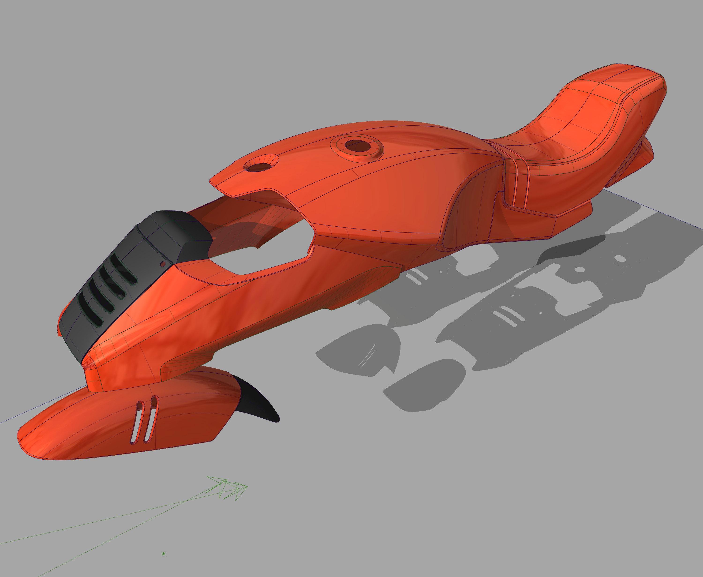 MV Agusta CAS